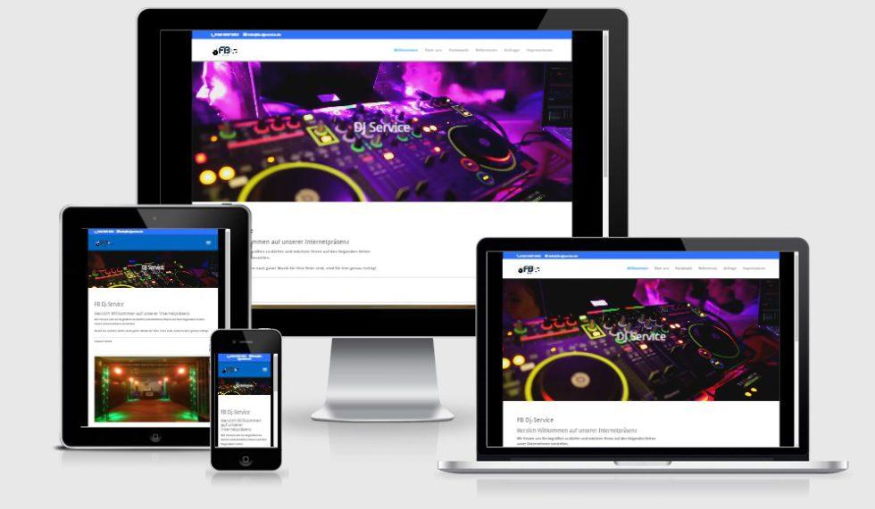 FB DJ Service